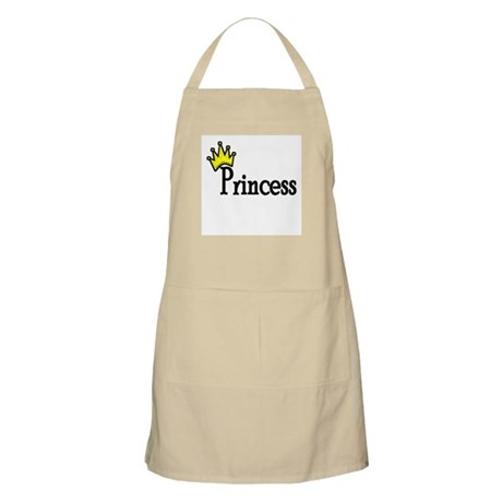 Princess BBQ Apron