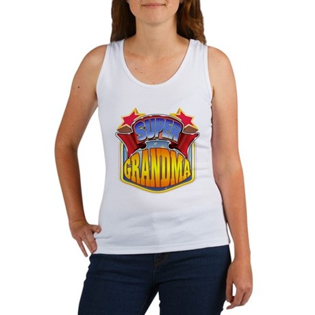 Super Grandma Women's Tank Top