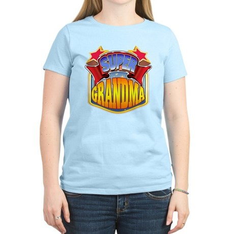 Super Grandma Women's Light T-Shirt