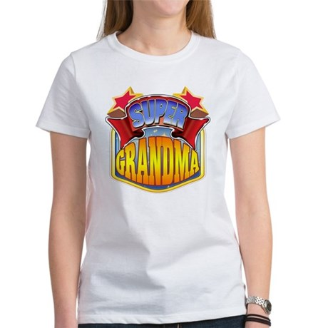 Super Grandma Women's T-Shirt