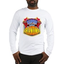 Super Grandma Long Sleeve T-Shirt