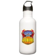 Super Grandma Water Bottle