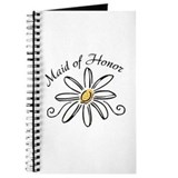 Daisy Maid of Honor Journal