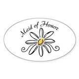 Daisy Maid of Honor Decal