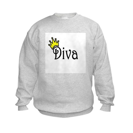 Diva Kids Sweatshirt
