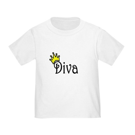 Diva Toddler T-Shirt