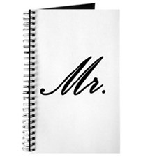 """Mr."" Journal"