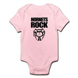 Hornets Rock Infant Bodysuit