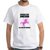 Invisible Pink Unicorn Shirt