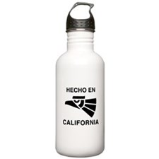 Hecho en California Water Bottle