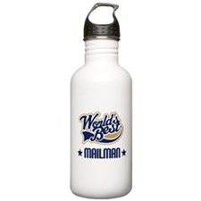 Mailman Gift Water Bottle