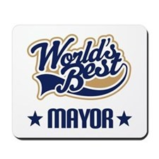 Mayor Gift Mousepad