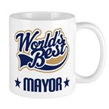 Mayor Gift Coffee Mug
