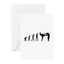 Evolution karate
