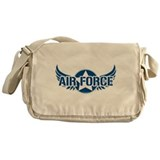 Air Force Wings Messenger Bag