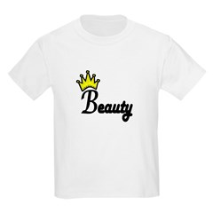 Beauty Kids T-Shirt