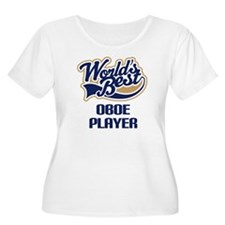 Oboe Player Gift T-Shirt
