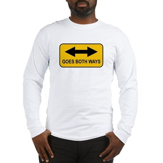 Both Ways Long Sleeve T-Shirt