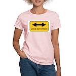 Both Ways Women's Light T-Shirt