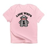 Cute 1 Year Old Infant T-Shirt