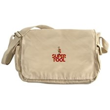 Super Fool Messenger Bag