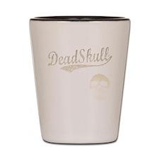 Dead Skull Shot Glass