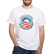 Obama - Running On Empty, Shirt