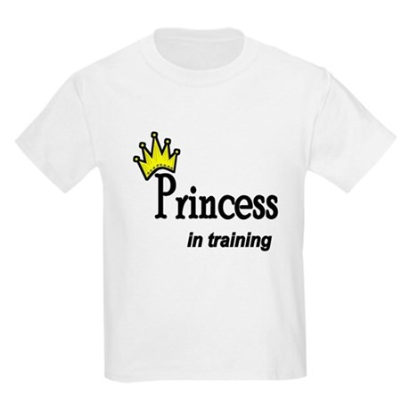 Princess in Training Kids T-Shirt