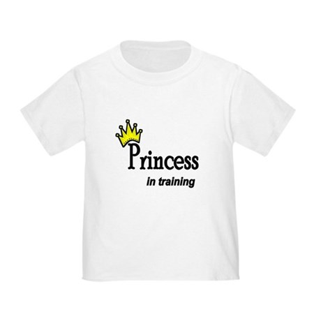 Princess in Training Toddler T-Shirt