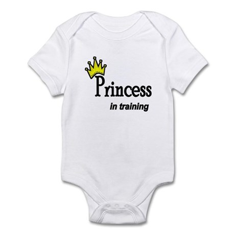 Princess in Training Infant Creeper