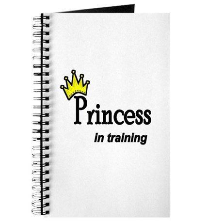 Princess in Training Journal