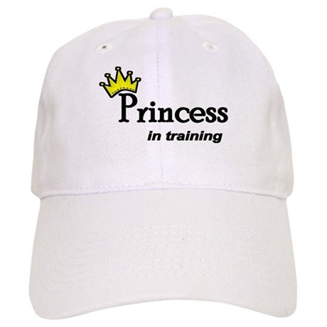 Princess in Training Cap