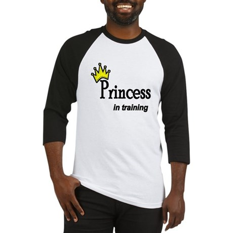 Princess in Training Baseball Jersey