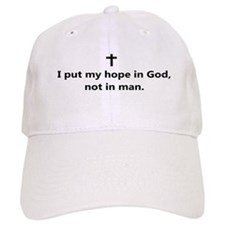 """Hope"" Baseball Cap"