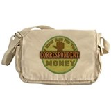 Correspondent Messenger Bag