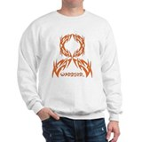 Leukemia Warrior Tribal Sweatshirt