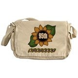 95th Birthday Messenger Bag