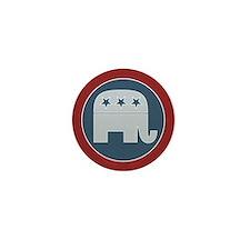 Republican Gift Items Mini Button