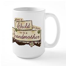 When a child Mug