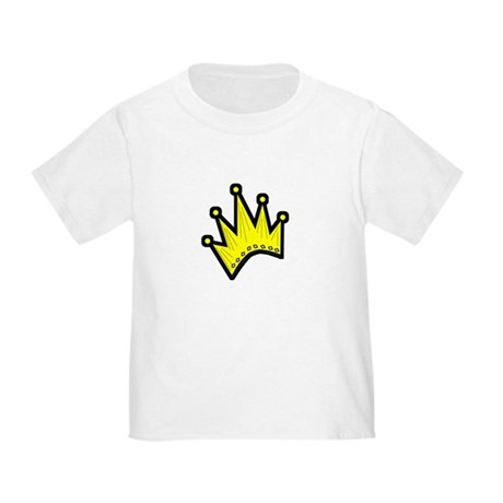 Gold Crown Toddler T-Shirt
