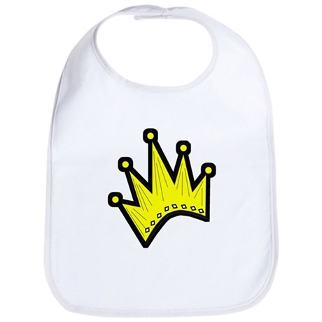 Gold Crown Bib