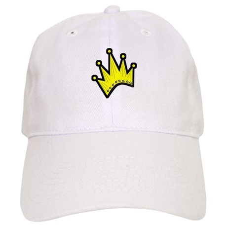 Gold Crown Cap
