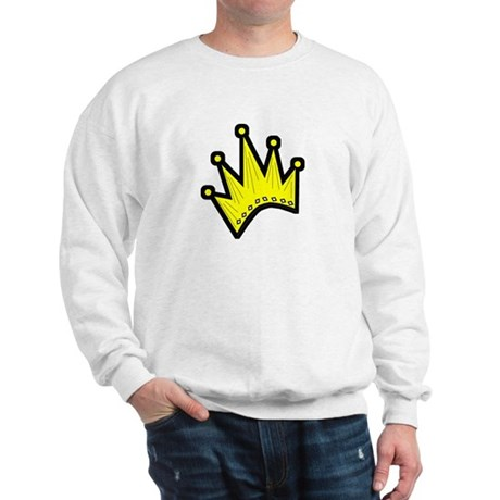 Gold Crown Sweatshirt