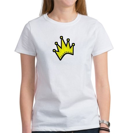 Gold Crown Women's T-Shirt