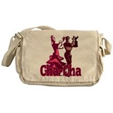 Dance The Cha-Cha Messenger Bag