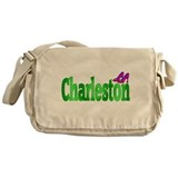 Charleston Dance Messenger Bag