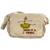 Bug Dancer Messenger Bag