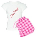Paw Prints Women's Light Pajamas