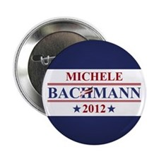 "Michele Bachmann 2012 2.25"" Button (100 pack)"