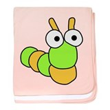 Cool Caterpillar baby blanket